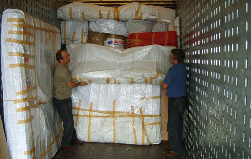 Parsiyel Taşımacılık ve Depolama