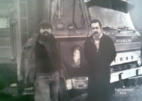 Şişli Bomonti 1978'de Çolakoğlu Nakliyat