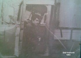 Şişli Bomonti 1963'de Çolakoğlu Nakliyat