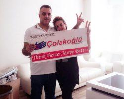 Evden Eve Nakliyat - Mehmet Bey ve Seda Hanım