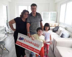 Evden Eve Nakliyat - Güleryüzlü Aile Memnuniyeti