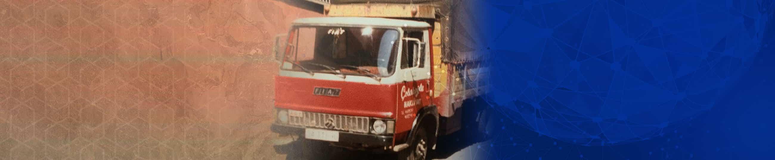 Çolakoğlu Nakliyat® - 1979, Şişli / Bomonti