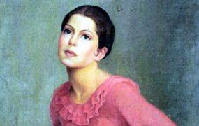 Mahmut Cüda - Sara Tablosu (1929)