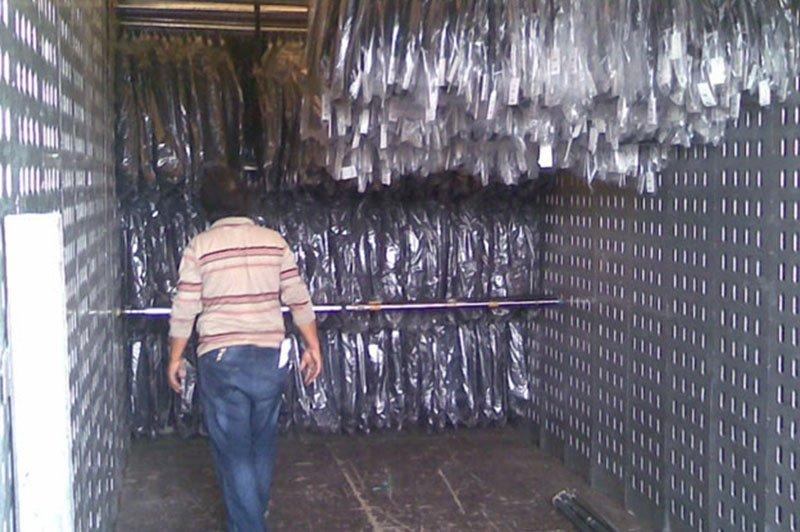 Askılı Tekstil Taşımacılığı