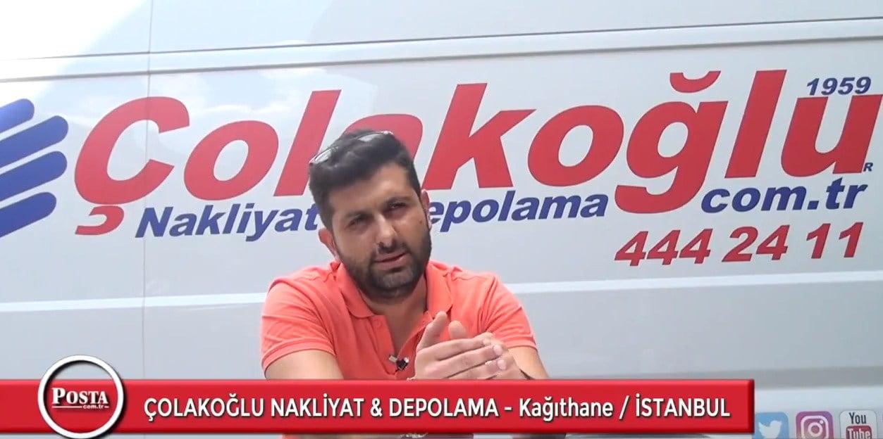 Çolakoğlu Nakliyat Posta Gazetesi Kobi Özel Röportajı